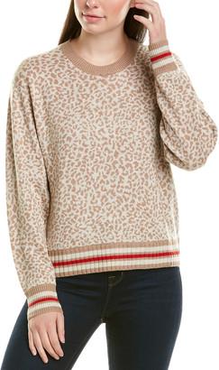 Splendid Leopard Pullover
