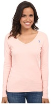 U.S. Polo Assn. Long Sleeve Jersey Polo
