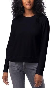 Alternative Apparel Cotton Modal Interlock Women's Pullover Top