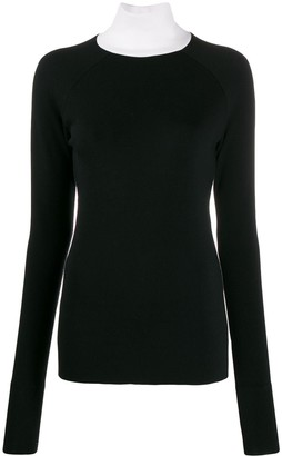 Haider Ackermann Round Neck Jumper