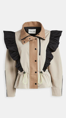 Sandy Liang Pell Jacket