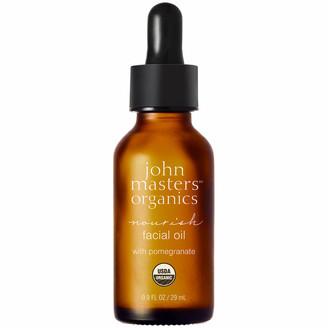 John Masters Organics Nourish Facial Oil with Pomegranate 29ml