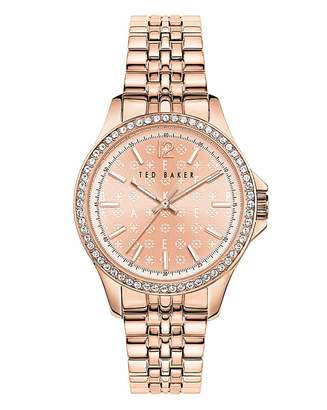 Ted Baker Nicolya Rose Gold Watch