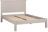 John Lewis Helston Bed Frame, Double, Grey