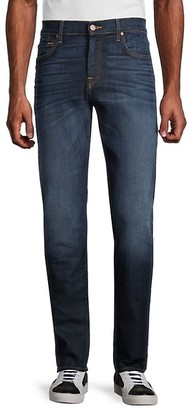7 For All Mankind Adrien Airweft Slim-Fit Jeans