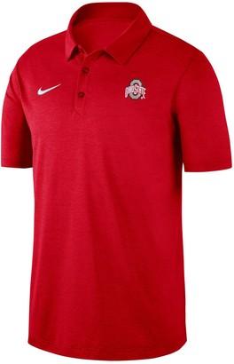 Nike Men's Ohio State Buckeyes Dri-FIT Polo