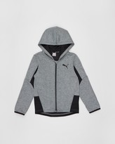 Puma Active Sports Hooded Jacket - Kids