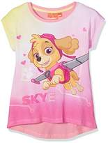 Nickelodeon Girl's Paw Patrol Flying Skye T-Shirt,(Manufacturer Size: 3 Years)