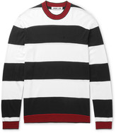 Mcq Alexander Mcqueen - Striped Wool Sweater