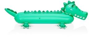 Sunnylife Inflatable Crocodile Sprinkler - Ages 3+