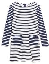 Vineyard Vines Girl's Stripe Knit Dress