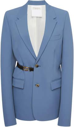 Bottega Veneta Gabardine Suit Jacket