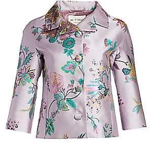 Etro Women's Floral Brocade Jacket