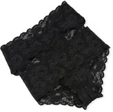 Cosabella 2-Pack Never Say Never Hottie Lace Hotpants