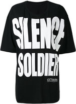 Haider Ackermann Silence Soldier T-shirt - women - Cotton - XS