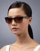 Ray-Ban Glass-Overlay Wayfarer Sunglasses