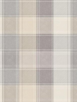 Grey Check Wallpaper