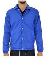 Comme des Garcons Mens Light Blue Fabric Jacket.