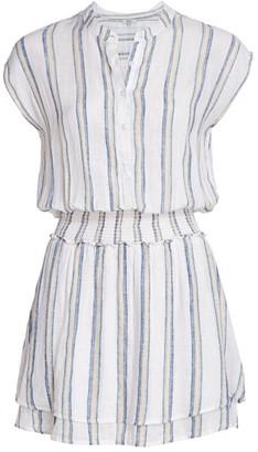 Rails Angelina Striped Mini Dress