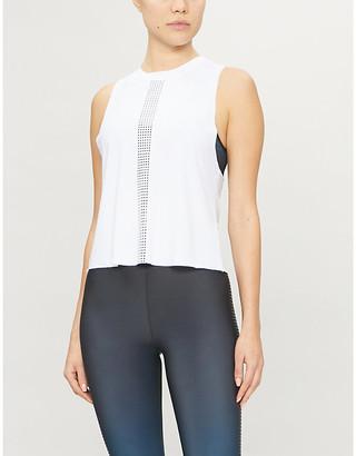 ULTRACOR Mini Star sleeveless stretch-jersey top