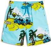 Vilebrequin Boys' Jim Mini Moke Swim Trunks