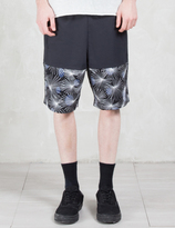 Factotum Flower Emb Shorts