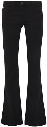 BA&SH Csoul Frayed Low-rise Bootcut Jeans