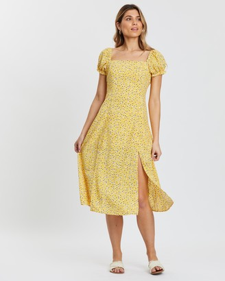 Atmos & Here Charlotte Puff Dress