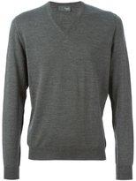 Drumohr v-neck sweater - men - Merino - 48