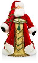 Christopher Radko Resplendent St. Nicholas Advent Santa Figurine