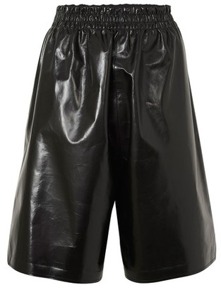 Bottega Veneta Shiny leather pants