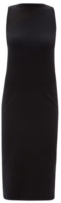 Wolford Python Sleeveless Stretch-jersey Dress - Black