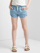 TENCEL dolphin shorts