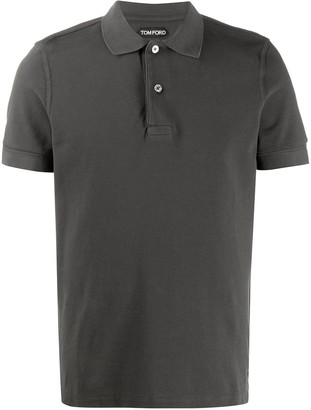Tom Ford Short-Sleeved Polo Shirt