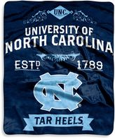 Bed Bath & Beyond University of North Carolina Raschel Throw