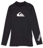 Quiksilver Boy's All Time Rashguard
