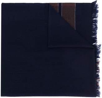 Brunello Cucinelli frayed cashmere scarf