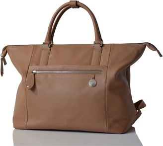 Pacapod Chiltern Leather Diaper Bag