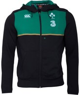 Canterbury of New Zealand Mens Ireland Training Full Zip Hoody Black
