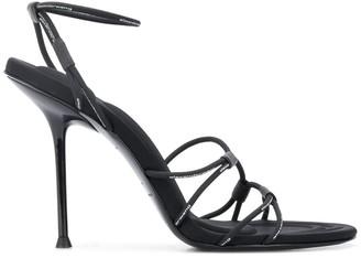 Alexander Wang Sienna Bungee 60mm high-heel sandals