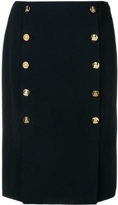 Ralph Lauren Collection Ophelle midi skirt