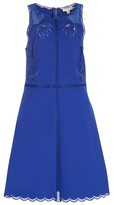 Ted Baker Women's Codi Embroidered Scallop A-Line Dress