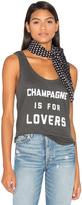 Amuse Society Champagne Love Tank