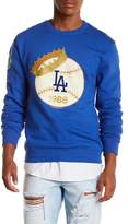 Mitchell & Ness Ball & Crown Los Angeles Dodgers Tee