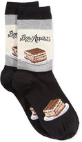 Hot Sox Women's Tiramisu Socks