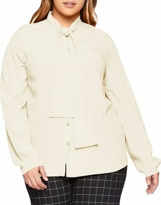 Elena Miro' Women's Camicia con fusciacca Shirt