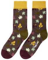 Happy Socks Fall leaf socks