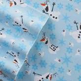 Disney/Jumping Beans Disney's Frozen Olaf Flannel Sheet Set by Jumping Beans®