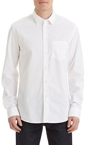 Filippa K M Peter Washed Poplin Shirt