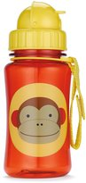 Skip Hop Zoo Straw Bottle, 12 oz, Marshall